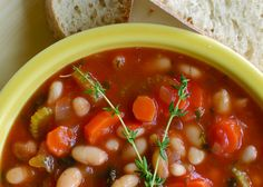 Cassoulet is a French comfort food--a rich, slow-cooked white bean stew originating from the south of France. Each region has its own variation that reflects local specialties, and in that tradition, I've created a vegan version. Bon appétit!