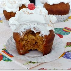 Muffins, French Toast, Breakfast, Cake, Food, Candy, Morning Coffee, Muffin, Kuchen