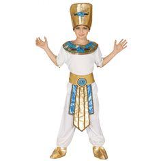 Disfraz Faraón Infantil - Comprar Online {Miles de Fiestas}