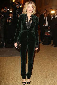 American in Paris: Ralph Lauren Celebrates Fall Collection. Princess Alice Taglioni.