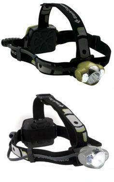 icon headlamp - otsalamppu