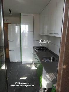 1000 images about reformas de cocinas 3 0 on pinterest for Modelos de muebles de cocina altos y bajos