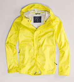 Rain Jacket Windbreaker - JacketIn