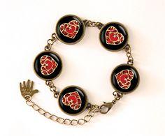 LEGEND OF ZELDA Bracelet,  Jewellery, 0346BB from EgginEgg by DaWanda.com