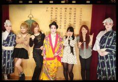 "The blog has been renewed ★   Aldious Sawa official blog ""Sawapo and secret nyan ★ blog"" Powered by Ameba"