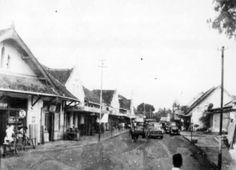 Toko pria Dutch East Indies, Dutch Colonial, Bogor, Middle Ages, Netherlands, 19th Century, Street View, History, City