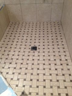 Extraordinary Pattern For Shower Floor Tile In Old Fashioned Shower Room With Ceramic Tile Wall