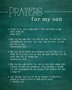Yes I pray this prayer for my precious son Isaac.In Jesus Name Amen! Prayer Times, Prayer Scriptures, Bible Prayers, Faith Prayer, Prayer For My Son, Prayer For My Children, Prayers For Baby Boy, Prayers To Pray Over Children, To My Son