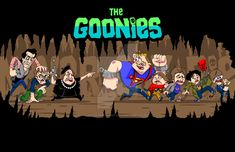 The Goonies by cgianelloni
