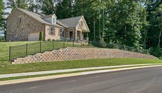Regal Stone Pro can be used for both structural or residential applications! It's time to make an impact! Keystone Retaining Wall, Best Sites, The Expanse, Being Used, Outdoor Living, Sidewalk, Walls, Yard, Canning