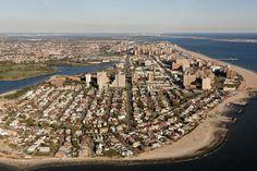 Hubschrauberflug, Coney Island Beach, New York City, United States Coney Island, Island Beach, New York City, Skyscraper, City Photo, United States, Nyc, Canada, World