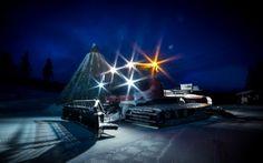 Lyst til å prøve noe helt nytt? Bli med på tur i tråkkemaskinen til Dagali Fjellpark. Den klorer seg opp stupbratte heng og flytter tonn med snø om gangen. Opera House, Building, Travel, Summer, Viajes, Buildings, Destinations, Traveling, Trips