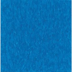 Armstrong Imperial Texture VCT 12 in. x 12 in. Marina Blue Standard Excelon Vinyl Tile (45 sq. ft. / case)-51820031 - The Home Depot