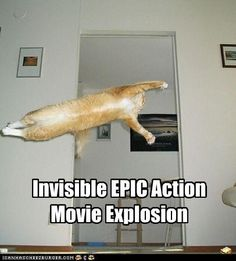 Invisible EPIC Action   Movie Explosion