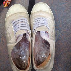 ขลังไม่ขลังดูจากสี #รองเท้าของหนู