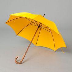 warbrains's save of Fox Umbrellas Malacca Handle (Yellow) Oi Polloi, Yellow Umbrella, Brollies, Under My Umbrella, Himym, Cat Noir, How I Met Your Mother, Parasol, Mellow Yellow