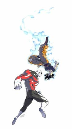 Goku Vs Jiren Wallpaper Ultra Instinct Dragon Ball Gt Son Animes Manga Anime Naruto Otaku