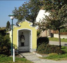 Zwettl-Oberstrahlbach, Johannes Nepomuk-Kapelle