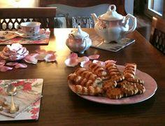 My Tea in my house