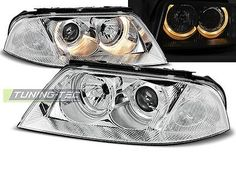 Headlights Rings Lhd Rhd Lpvw33 Vw Pat Saloon Estate 2000 2002 2003 2004 2005 Headlight Emblies External Lights Indicators