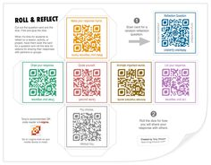 Reflection Facilitated by QR Codes — Tony Vincent - Learning in Hand
