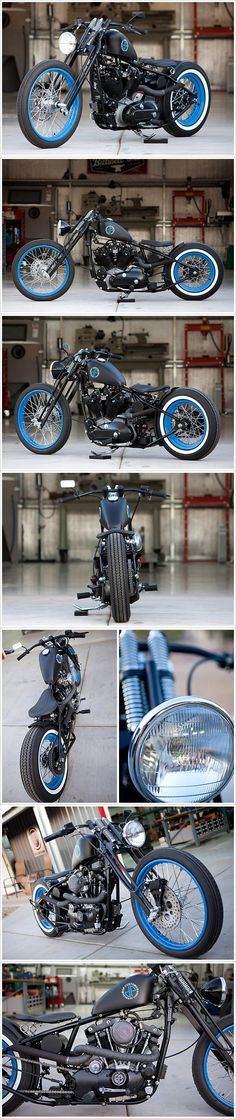 DP Customs - 'Seventy Three' Harley Ironhead