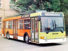 Ikarus 411T Prototype '1994