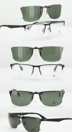 1e753f49dc4 Other Vision Care  Custom Fit Polarized Clip-On Sunglasses For Ray-Ban  Rb6335