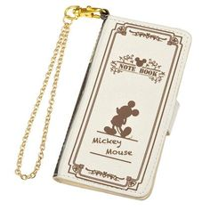 Mickey Mouse Notebook iPhone 6 case