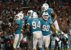 Dolphins/Cardinals makes NFL history! Sports Update, Nfl History, Cardinals, Dolphins, Football Helmets, Athlete, Interview, Common Dolphin, Seal