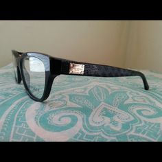 Sold!!!!!Versace eyeglass frames New Black Versace Accessories Glasses