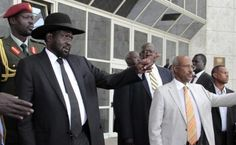 South Sudan president to sign peace deal but will list concerns