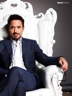 Robert Downey Jr. - King of all.