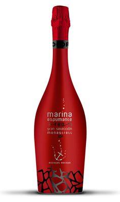Nuevo Marina Espumante RED gran selección monastrell PD