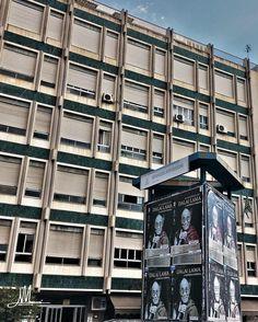 MESSINA ANNO 2017  Equilibrio e disequilibrio  #fotografia #photography #messina #città #city #streetphotography #mattina #morning #windows #dalailama #buddismo #buddhism #tibet #sky #storia #story #instagood #instacool #simboli #symbol #photooftheday #landscape #cityscape #nofilter #cloud #advertising #art #prospettiva