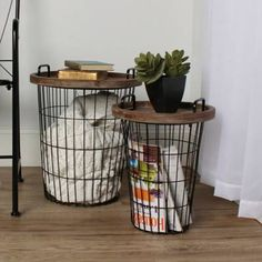 Product Image for Kate and Laurel Tenby 2-Piece Accent Table Set 1 out of 5