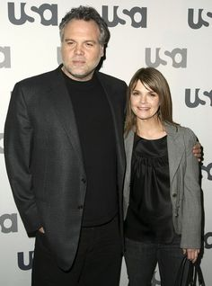 Vincent D'Onofrio - 2008 USA Network Upfront
