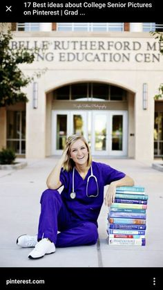 Image result for nursing grad pictures scrubs