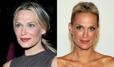 Molly Sims is always beautiful, but with pale skin she just looks so much more refined and tasteful. #MollySims #palesincomparison