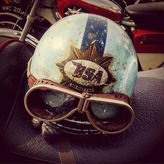 BSA Helmet