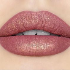 Gorgeous lipstick colour