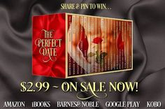 Today is the release of our boxed set, THE PERFECT DATE!!! TWENTY romance novels and novellas from the authors of Red Door Reads for just $2.99!!!  Buy now!! Amazon: http://amzn.to/1v1zpFb Amazon UK: http://amzn.to/1qSnRwR Barnes & Noble: http://bit.ly/1yyMByd Google: http://bit.ly/1wrQC5a iBooks: http://bit.ly/1yA0agW Kobo: http://bit.ly/1yPu7cQ