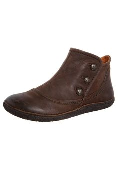Kickers - HOBUTTON - Short Boots - Brown