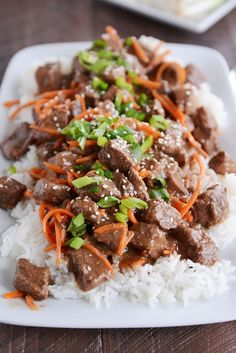 Slow Cooker Korean B