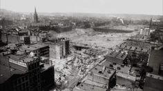 What Manhattan looked like during the construction of Penn Station.