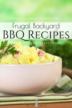 Looking for some tasty frugal recipes that you can take to your next old time BBQ? Even if it's just your own family in your backyard, you will find some good ideas here! Homemade Steak Sauces, Homemade Bbq Sauce Recipe, Yummy Appetizers, Yummy Snacks, Appetizer Recipes, Frugal Meals, Frugal Recipes, Easy Meals, Old Fashioned Potato Salad