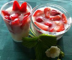 Citromos-epres pohárdesszert - cukor és tejmentes recept! Recept képpel - Mindmegette.hu - Receptek