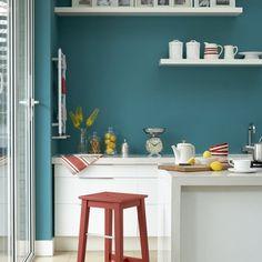 1000+ images about bleu-canard pour ma scraproom on Pinterest  Bureau ...