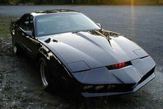 Knight Rider 1988 Pontiac Firebird Knight Rider has a wonderful Cloak and Dagger backstory. The date is April Eric Dahlquist is president of Pontiac's West Coast public… Mustang, Film Cars, Movie Cars, Kitt Car, Kitt Knight Rider, Jaguar, K 2000, Automobile, Malibu