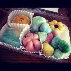 @Megan Imamura. Bonnie didn't tell us there was a mochi shop in Hilo. Hasian FAIL! Two Ladies Mochi Hilo Hawaii